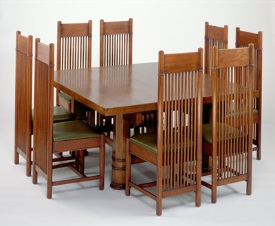 Table, from a dining set