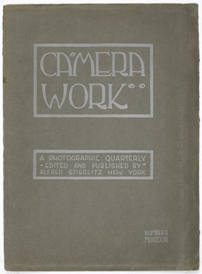 Cover of Camera Work